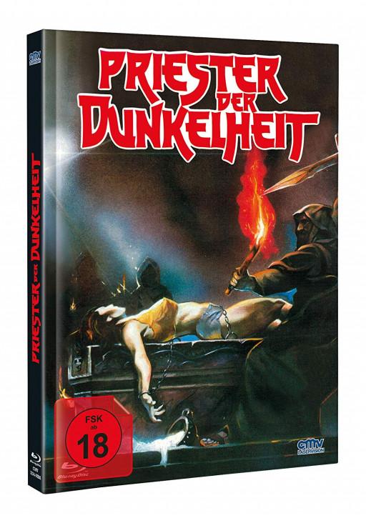 Priester der Dunkelheit - Limited Mediabook Blu-ray+DVD]