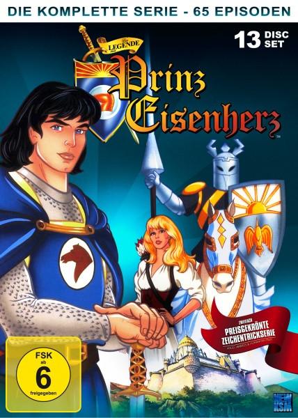 Die Legende von Prinz Eisenherz - Gesamtedition [DVD]