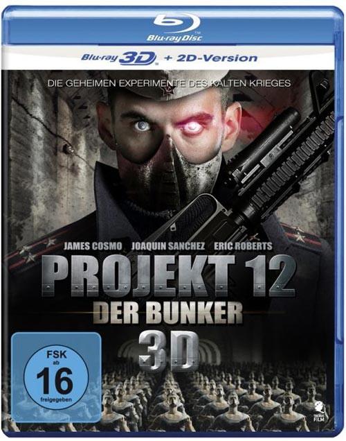 Projekt 12: Der Bunker [3D Blu-ray]