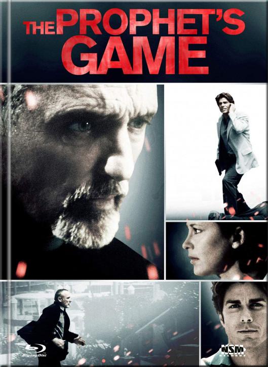 Prophets Games - Im Netz des Todes - Mediabook - Cover B [4K UHD+Blu-Ray+DVD]