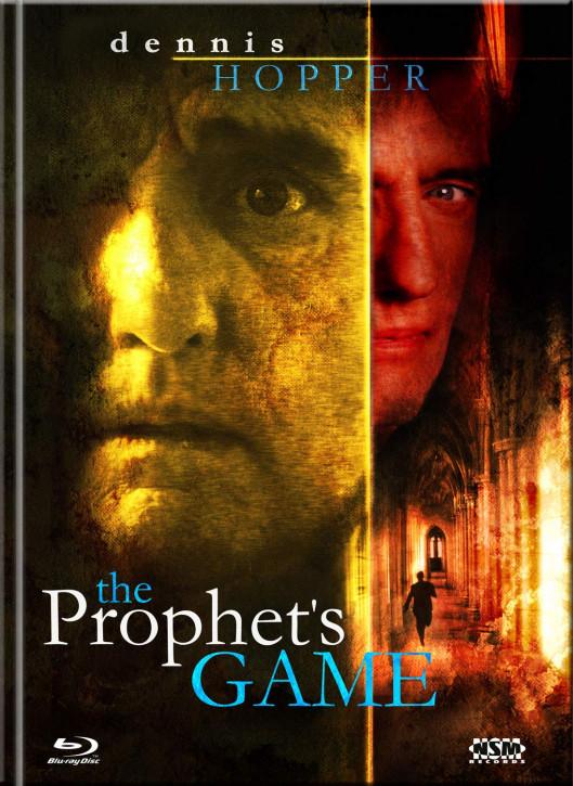 Prophets Games - Im Netz des Todes - Mediabook - Cover C [4K UHD+Blu-Ray+DVD]