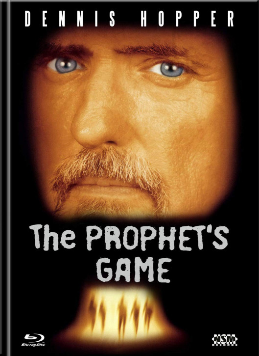 Prophets Games - Im Netz des Todes - Mediabook - Cover D [4K UHD+Blu-Ray+DVD]