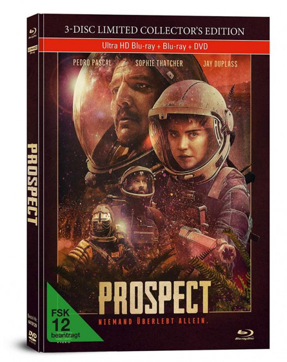 Prospect  - Limited Collectors Edition Mediabook [4K UHD+Bluray]