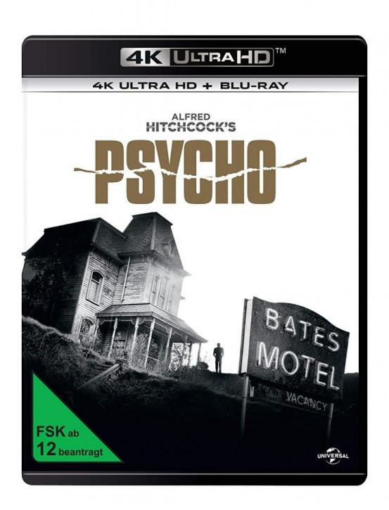 Psycho [4K UHD+Blu-ray]