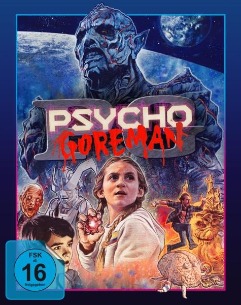 Psycho Goreman - Mediabook - Cover C [Blu-ray+DVD]