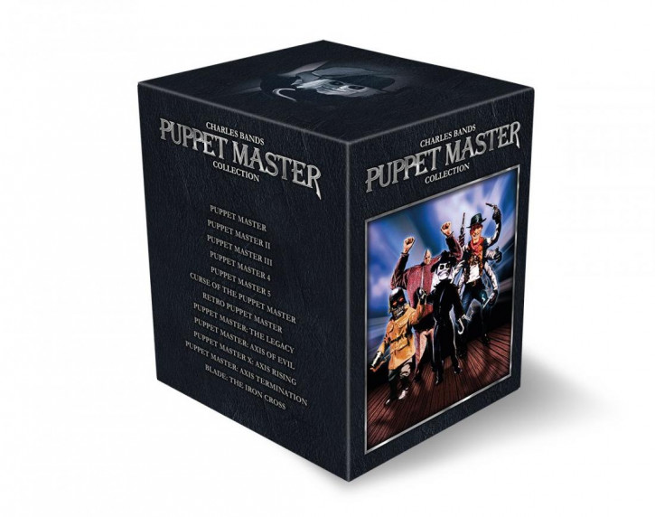 Puppet Master Collection im Schuber [Blu-ray]