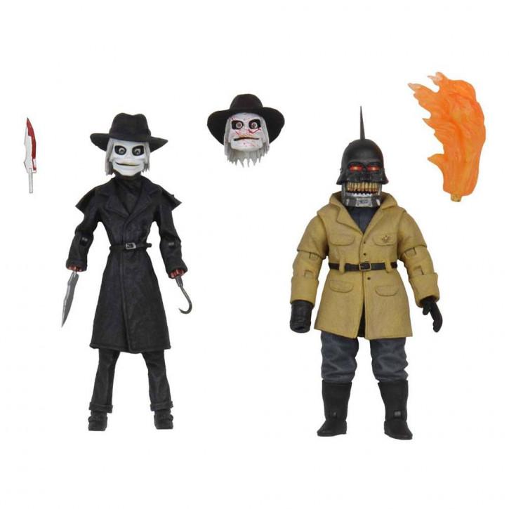 Puppet Master - Ultimate Actionfiguren Doppelpack - Blade & Torch