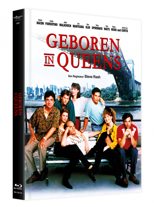 Queens Logic - Mediabook [Blu-ray]