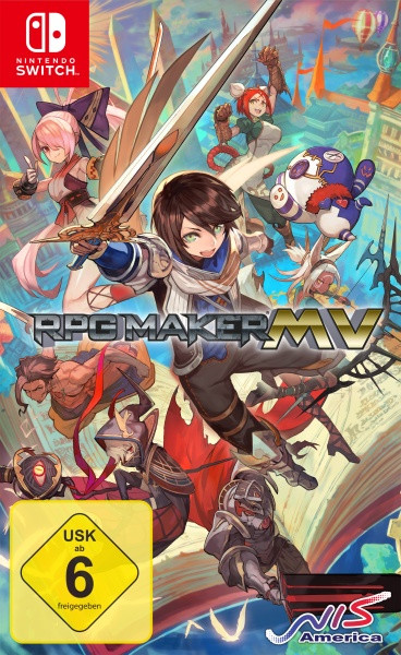 RPG Maker MV [Switch]