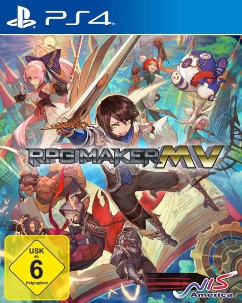 RPG Maker MV [PS4]