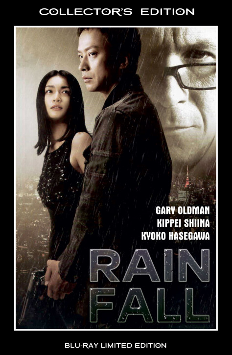 Rain Fall - grosse Hartbox [Blu-ray]