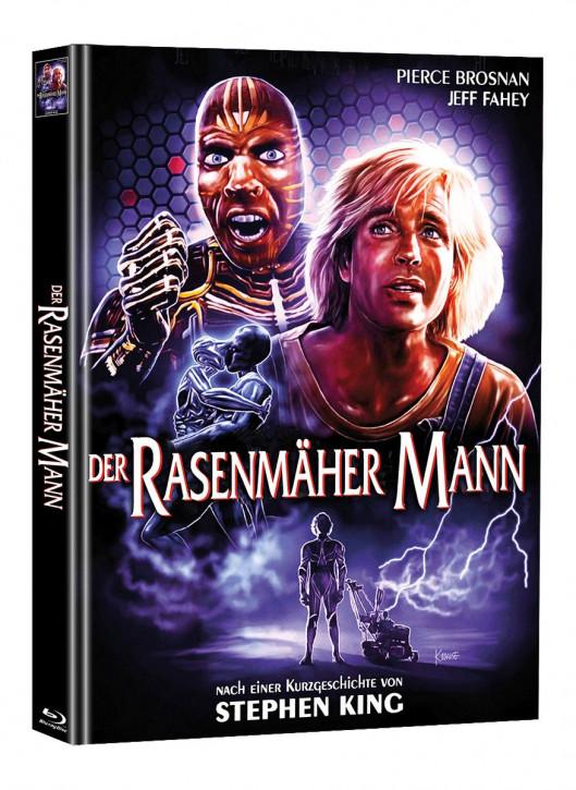 Der Rasenmähermann - Limited Mediabook Edition (Super Spooky Stories #160) - Cover C [Blu-ray]