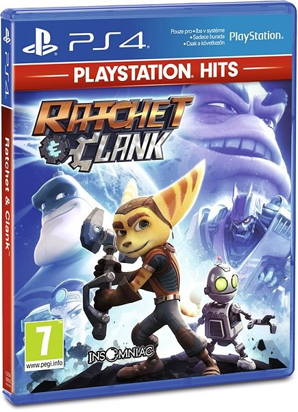 Ratchet & Clank - Playstation Hits [PS4]