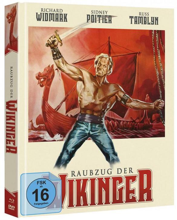 Raubzug der Wikinger - Mediabook [Blu-ray+DVD]