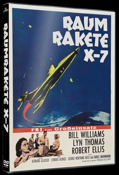 Raumrakete X-7 [DVD]