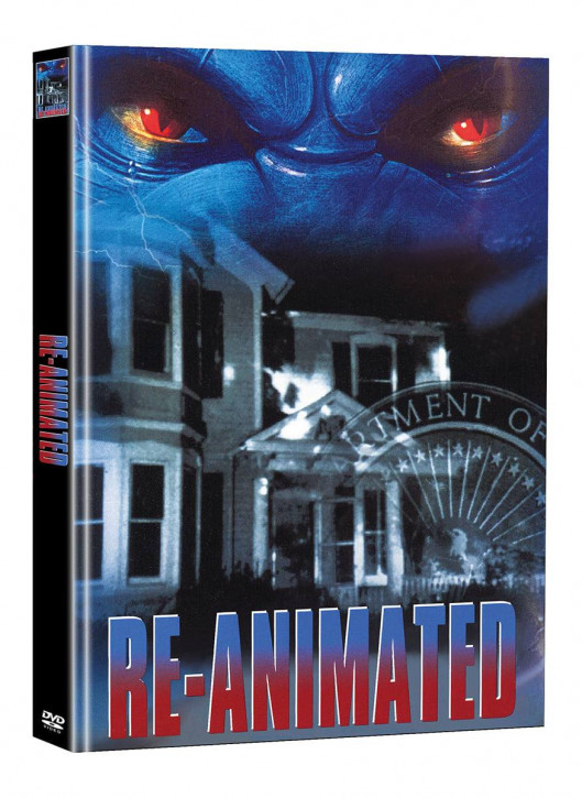 Re-Animated - Experiment des Grauens - Limited Mediabook Edition - Cover A (Super Spooky Stories #151) [DVD]