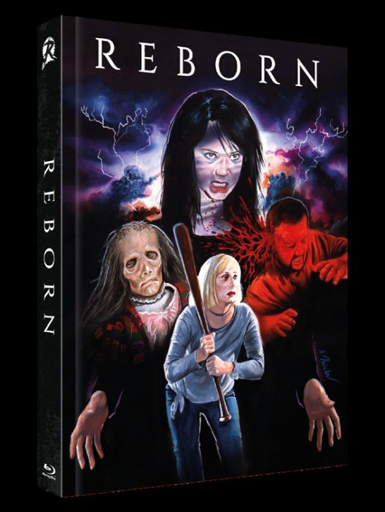 Reborn - Limited Collectors Edition - Cover B [Blu-ray+DVD]