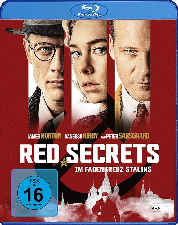 Red Secrets - Im Fadenkreuz Stalins [Blu-ray]