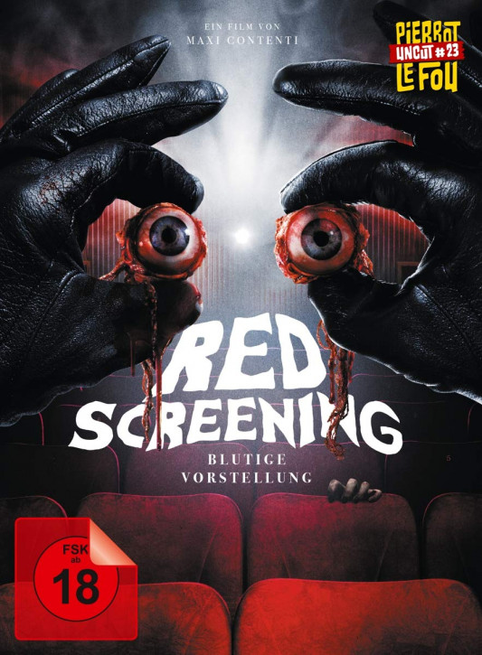 Red Screening - Blutige Vorstellung - Limited Mediabook [Blu-ray+DVD]