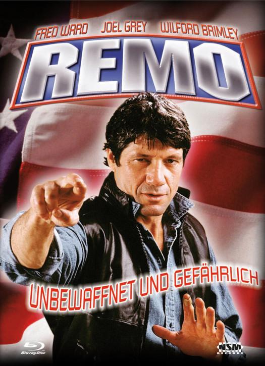 Remo - Unbewaffnet und gefährlich - Limited Collector's Edition - Cover B [Bluray+DVD]