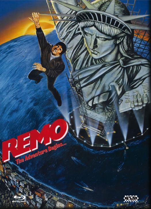 Remo - Unbewaffnet und gefährlich - Limited Collector's Edition - Cover C [Bluray+DVD]