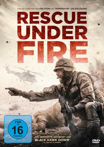 Rescue Under Fire [DVD]