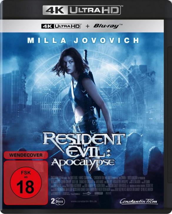 Resident Evil: Apocalypse [4K UHD+Blu-ray]