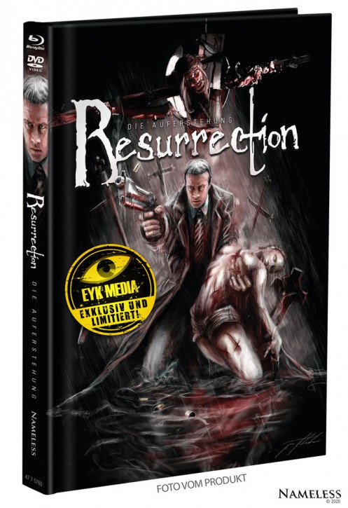 Resurrection - Limited Mediabook - Cover A [Blu-ray+DVD]