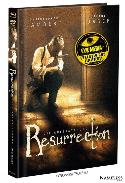 Resurrection - Limited Mediabook - Cover B [Blu-ray+DVD]