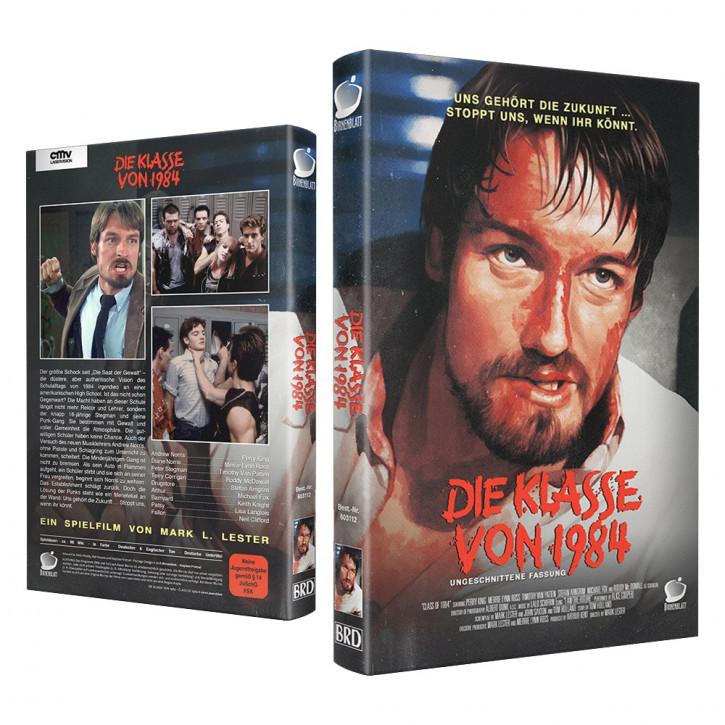 Die Klasse von 1984 - Retro Line - Große Hartbox [Blu-ray]