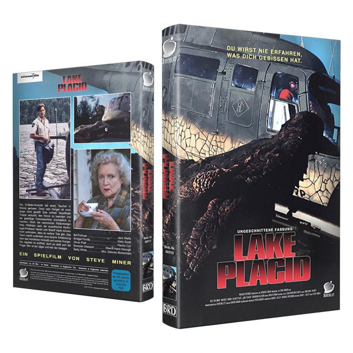 Lake Placid - Retro Line - Große Hartbox [Blu-ray]
