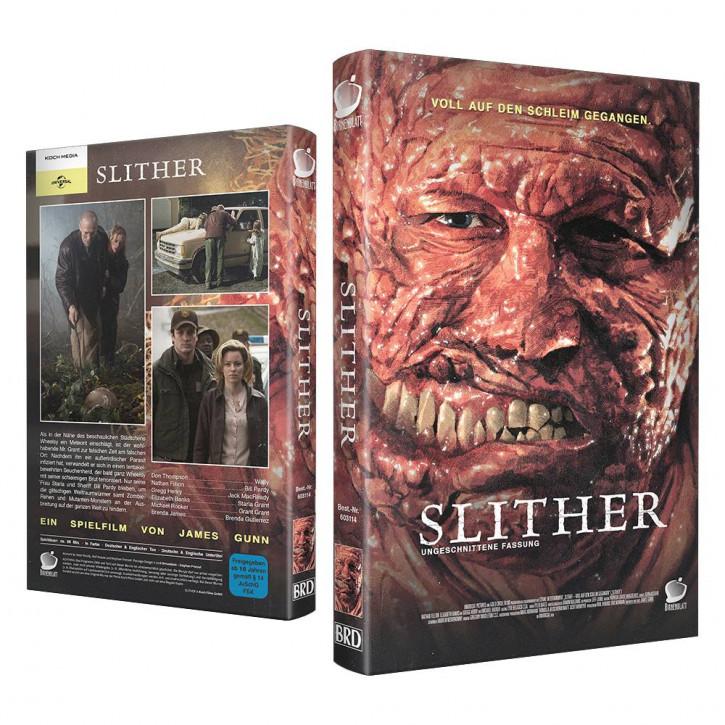Slither - Retro Line - Große Hartbox [Blu-ray]