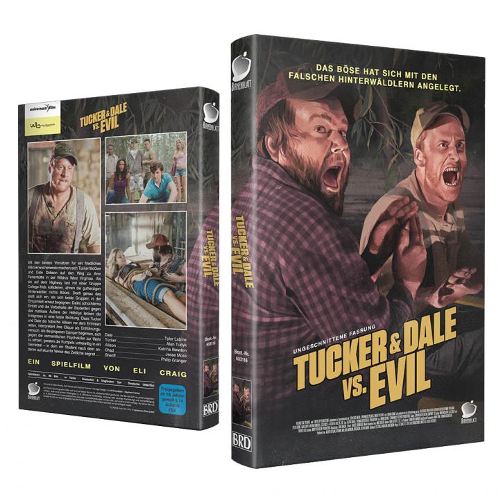 Tucker & Dale vs. Evil - Retro Line - Große Hartbox [Blu-ray]