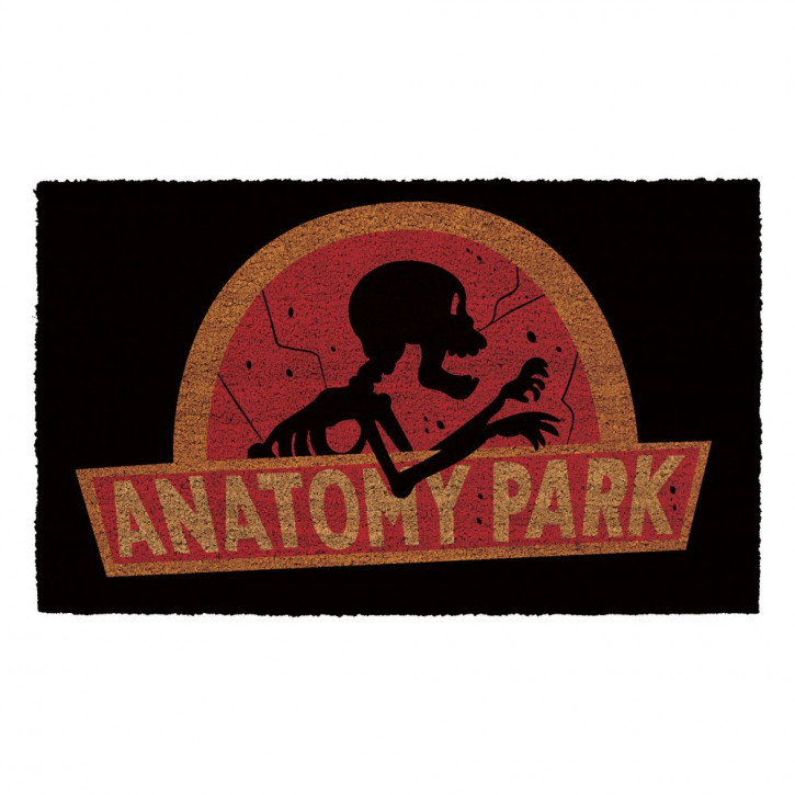 Rick & Morty - Fußmatte - Anatomy Park