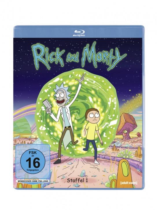 Rick & Morty - Staffel 1 [Blu-ray]