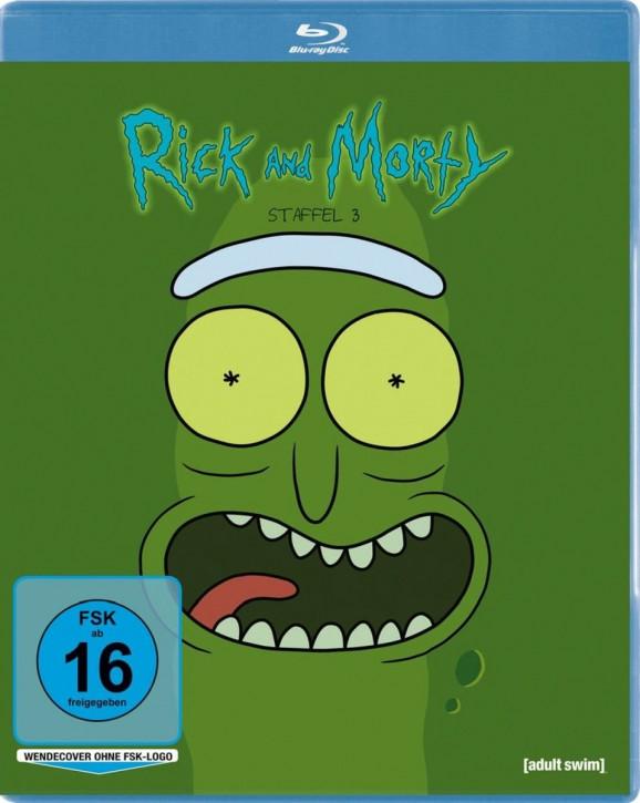 Rick & Morty - Staffel 3 [Blu-ray]