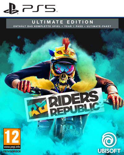 Riders Republic - Ultimate Edition [PS5]