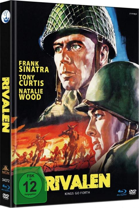 Rivalen - Limited Mediabook Edition [Blu-ray+DVD]