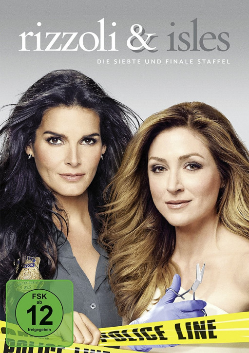 Rizzoli & Isles - Die komplette siebte und finale Staffel [DVD]
