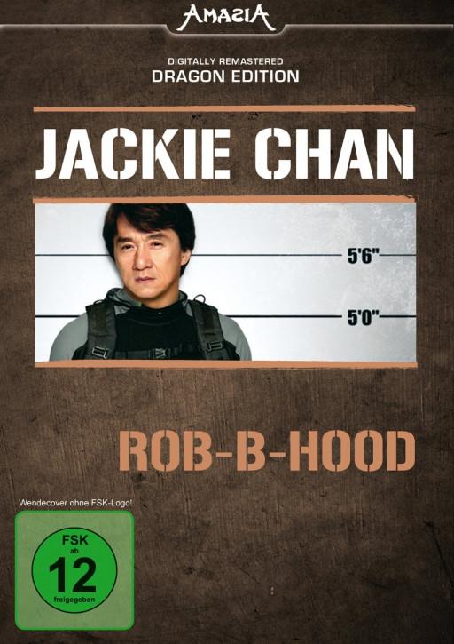 Rob-B-Hood (Dragon Edition) [DVD]