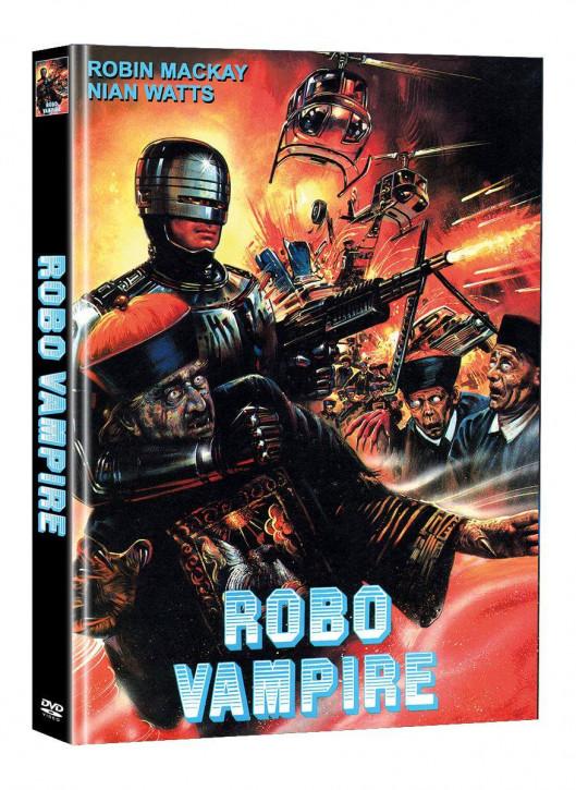 Robo Vampire - Limited Mediabook Edition (Super Spooky Stories #142) [DVD]
