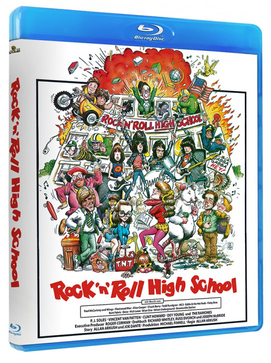 Rock'n Roll High School [Blu-ray]