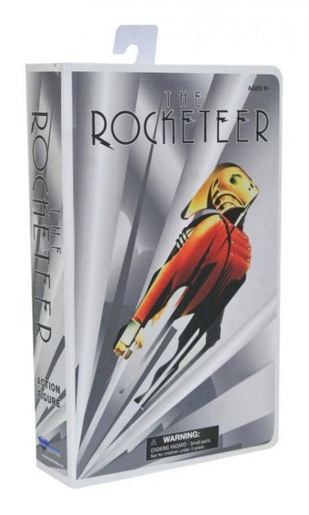 Rocketeer - Deluxe Actionfigur VHS Box Set - SDCC 2021