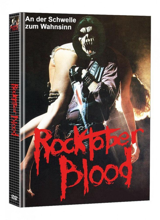 Rocktober Blood - Limited Mediabook Edition  (Super Spooky Stories #115) [DVD]