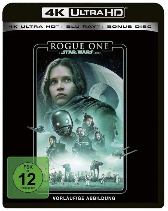Rogue One: A Star Wars Story [4K Ultra HD+Blu-ray]