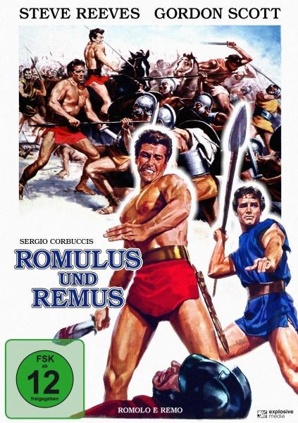 Romulus und Remus [DVD]