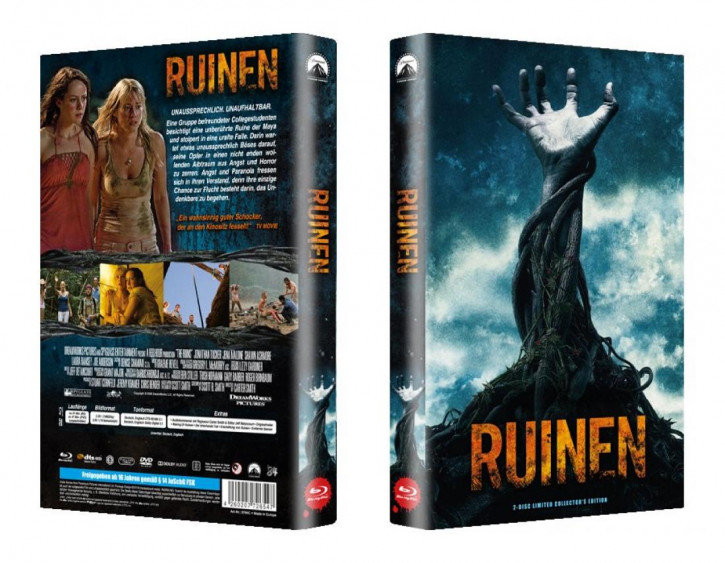 Ruinen - große Hartbox - Cover A [Blu-ray]