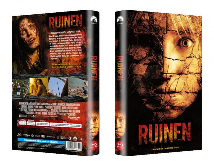 Ruinen - große Hartbox - Cover B [Blu-ray]