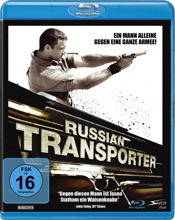 Russian Transporter [Blu-ray]