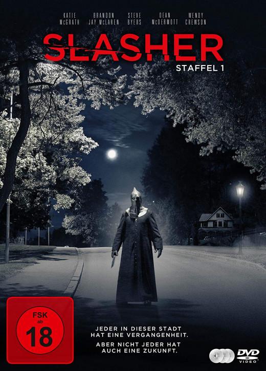 Slasher - Komplette 1. Staffel [DVD]